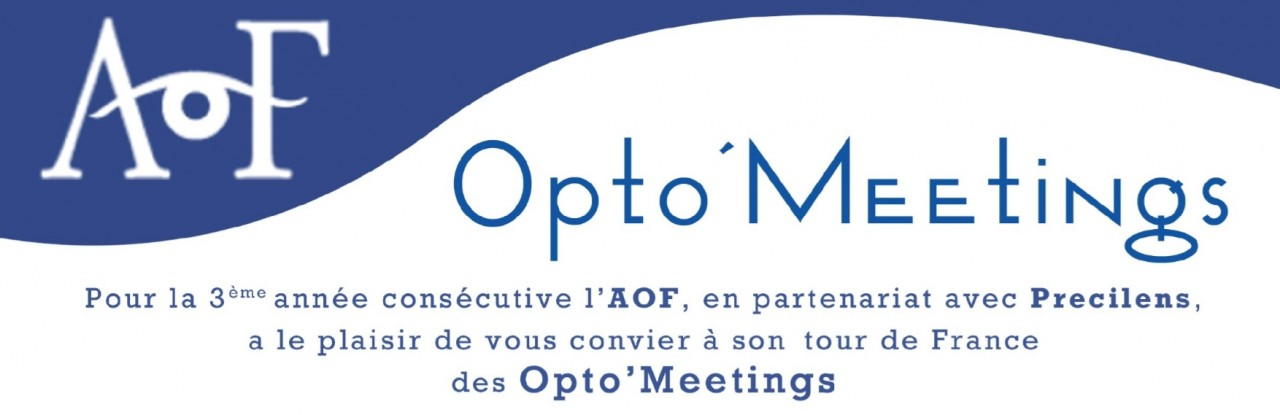 Opto'Meeting 2017