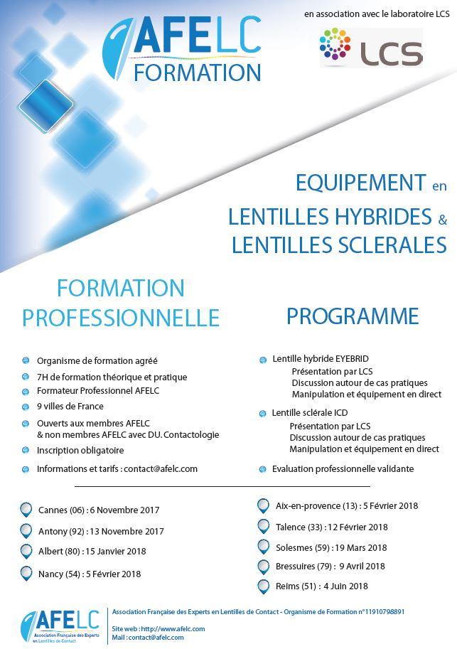 Des formations AFELC en association avec le laboratoire LCS