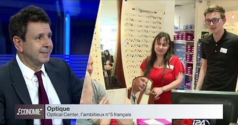 Première en France, Optical Center ouvre une clinique de chirurgie réfractive laser à Lyon.