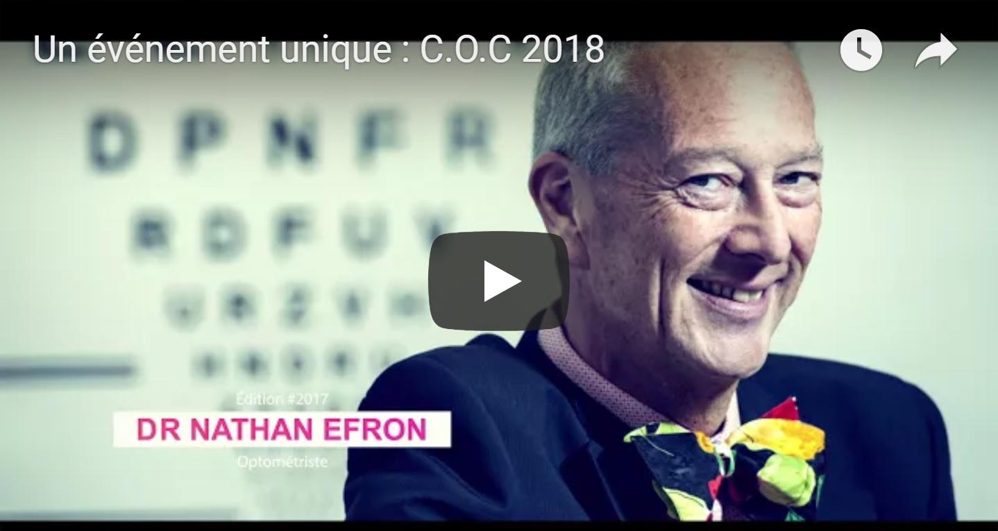 Vidéo - C.O.C.2018 - Découvrez le teaser